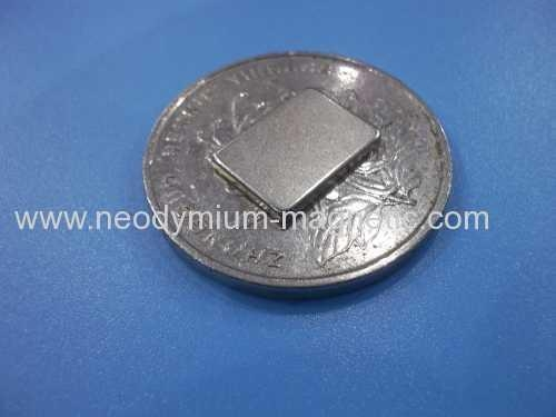Quality N48H N50H Rare Earth Neodymium Magnet Block for sale