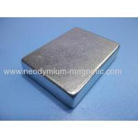 Buy cheap N42 N45 N48 N50 N52 Ndfeb Permanent Block Magnet product