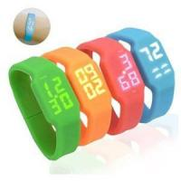 Buy cheap LED Watch Bracelet USB Flash Drives from wholesalers