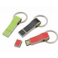 Buy cheap Whistle Shaped Leather USB Flash Drives product