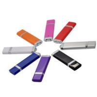 Buy cheap Rectangle Plastic USB Flash Drives product
