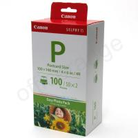 Buy cheap Canon E-P100 Easy Photo 4x6 inch Ink & Paper Cassette Pk 100Sh Ref 1335B001AA *3 to 5 Day Leadtime* product