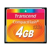 Buy cheap Transcend 4GB CompactFlash Memory Card X133 Ref TS4GCF133 *3 to 5 Day Leadtime* product