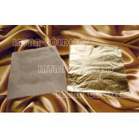 Buy cheap High Quality, Imitation Gold Leaves, Color 2.5 and 2 from wholesalers