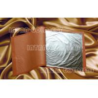 Buy cheap Italy aluminium leaf 5 1/2 by 5 1/2 for gilding and decorating furniture frame ceiling from wholesalers
