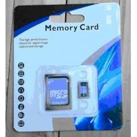 Buy cheap Micro SD Class 10 Memory Card SDHC with Free Adapter from wholesalers