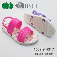 Buy cheap 2016 New Design Beautiful Printed Girl Summer Sandals product