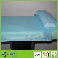 Buy cheap disposable bedsheet product