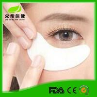 China Lint Free Eye Gel Patch on sale