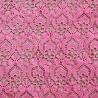 China Europe style chantilly lace fabrics for fashion dresses on sale