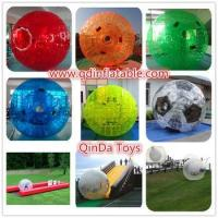China High Quality Free Customize PVC/TPU Human Sized Hamster Ball Inflatable Zorb Ball Rental on sale
