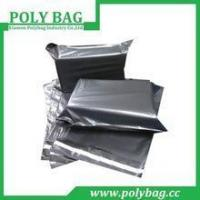 Buy cheap Grey recycled plastic mailing bag in stock from wholesalers