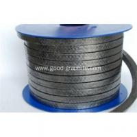 China Flexible Graphite Woven Stuffing on sale
