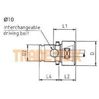 Buy cheap Quick Change Tapping Collet TC.B,RF product