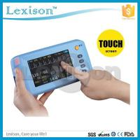 Portable Multiparameter Patient Monitor Price with Software Upgrade Online(PPM-J9000I)