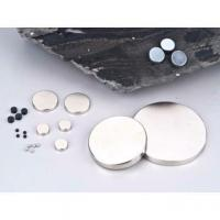 Buy cheap Disc Sintered NdFeB Magnets Rare Earth Disc NdFeB Magnets product