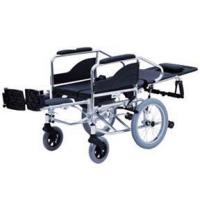 China Aluminium wheelchair HZ123-02-16 wholesale