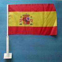 Buy cheap Spanish Flag from wholesalers