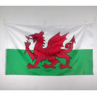 Buy cheap Welsh's red flag from wholesalers