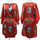 Quality Jubilant Chinese red Pajama for sale
