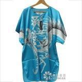 Silk Pajama Painting Chinese Dragon