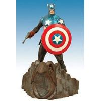China Marvel Select Captain America Action Figure on sale