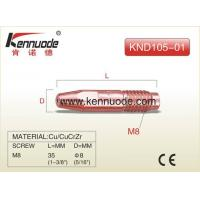 Buy cheap KENNUODE FRONIUS type Contact Tip KND105 Series product