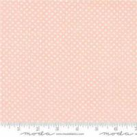 Flannel Tiny Dot Pink Flannel