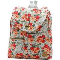 Buy cheap Juniors Vans White Leila Fashion Backpack product