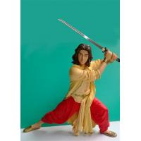 China Figures Warrior 12 inch on sale