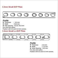 Small DCP Plates