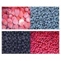 Buy cheap Fresh Strawberry blue Raspberry, from wholesalers