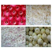 Buy cheap Fresh peeled IQF Onions product