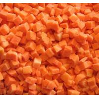 Buy cheap IQF Carrot dice from wholesalers