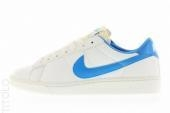 Quality Affordable Nike Tennis Classic Summit White/Vivid Blue Outlet Online HL901830 for sale