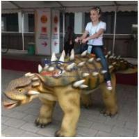 Buy cheap Four Legs Moveable Walking with Dinosaur product