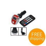 Buy cheap Car 2GB MP3 Player FM Transmitter with Remote Control [E33907] product