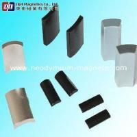 Buy cheap E&H111Arc Sintered NdFeB Magnet Motor product