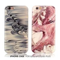 Buy cheap Simple marble texture original smooth surface TPU phone case product
