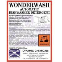 China Wonderwash, automatic dishwasher detergent on sale