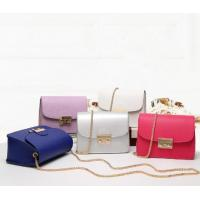 Small Square Bag Shoulder Messenger Packet European And Fashion Leather Handbag Chain Bag