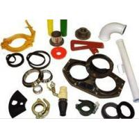 Buy cheap High maganese casting bend Concrete pump parts from wholesalers