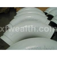 Buy cheap High maganese casting bend Dn125 R190.5 90dgr from wholesalers