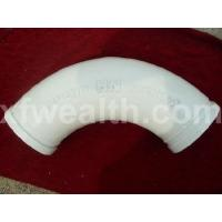 Buy cheap High maganese casting bend DN 125 R=275 90DGR from wholesalers