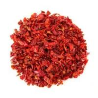 Buy cheap DEHYDRATED RED BELL PEPPERS product