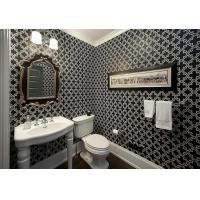 China Bathrooms Always on Trend: 20 Powder Rooms in Black and White on sale