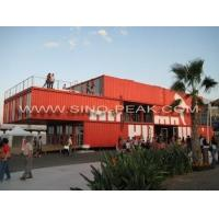 China Container Shop,Container House Movable Container wholesale