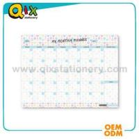 China Custom full color printed weekly planner on sale