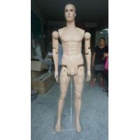 Buy cheap USD180 movable adjustable joints male and female mannequins product