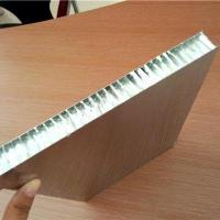 20mm Thickness Mill Finish Aluminium Honeycomb Panels